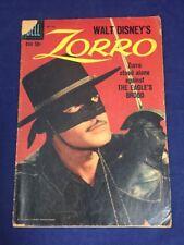 Four Color Walt Disney,  Zorro 960, Dell 1958