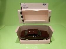 SCHABAK 1620 BMW 750iL 750 iL - METALLIC BROWN/PURPLE 1:24 - NEAR MINT IN BOX