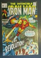 The Invincible Iron Man 29