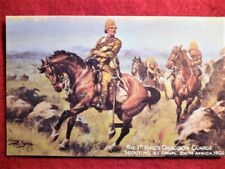 Antique Postcard - Harry Payne, Oilette - 1st King's Dragoon Guards 1902, Tuck's