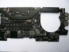 "Logic Board MacBook Pro 15"" A1398 Mid 2012 i7 2.3GHz 8GB 820-3332-A / 661-6481"