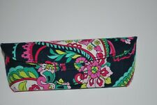 Vera Bradley Sunglasses Eyeglass Hard  Doodle  Magnetic Clasp- New without tags
