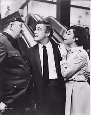 """Peppard & Moore in """" What's so Bad About Feeling Good?"""" 1968 Vintage Movie Still"""