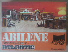 ATLANTIC 1/72  1050  **  ABILENE WEST-CITY  **  NEUF EN BOITE. MINT IN BOX!