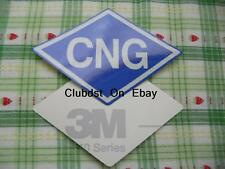 CNG Sticker 3M Decal for Compressed Natural Gas Vehicles NGV Laminated dot cngv