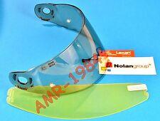 VISIERA ORIGINALE NOLAN N103 FUME' + VISIERINA PINLOCK ANTIFOG CLEAR SPAVIS157
