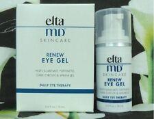 Elta MD Skincare Renew Eye Gel 15ml 0.5oz New in Box #da