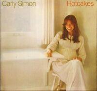 CARLY SIMON hotcakes 7E-1002 usa elektra 1974 LP PS VG/EX with inner sleeve
