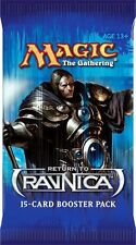MTG RETURN TO RAVNICA  BOOSTER -2 COUNT LOT- FREE SHIP-SEE LIST BELOW