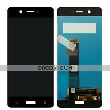 "5.2"" Nokia 5 TA-1024 1027 1044 1053 Black LCD Display Touch Digitizer Assembly"