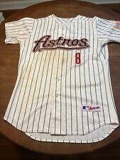 Greeneville Astros Game Worn Home Jersey #8