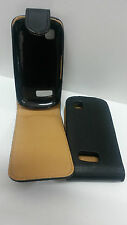 New Flip PU Leather Case Cover Pouch fits Nokia Mobile Phones Free P&P