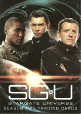 Stargate Universe SGU Season Two Promo Trading Card #P2