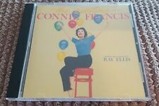 The Exciting Connie Francis with Ray Ellis. US IMPORT CD -  RARE!