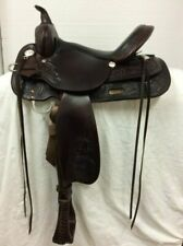 """High Horse by Circle Y Mineral Wells 16"""" Western Trail Saddle 6812-1601-04"""