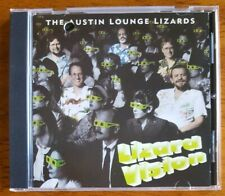 Austin Lounge Lizards - Lizard Vision - Cd - Buy 1 Item, get 4 @ 50% Off