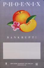 PHOENIX, BANKRUPT POSTER (B5)