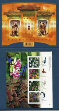 Canada 2006 Year Set NH, 88 Stamps - 11 Sheets & 52 Stamps, Complete By Scott
