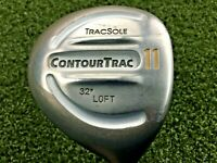 ContourTrac TracSole 11 Wood 32* / RH / Paragon Regular Graphite / Nice / mm1655