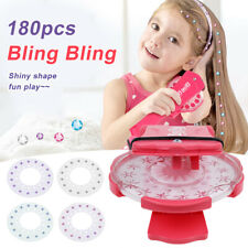 Kids Girls Diamond Collection Refill Toy Set - LOAD,CLICK, BLING, HAIR, FASHION