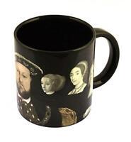 Enrique VIII que Desaparece Wives Calor Cambio De Taza Inglaterra Reina Royalty