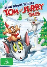 Tom & Jerry Tales : Wild About Winter Vol 3 (Dvd) Family, Kids, Comedy Animation