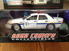 St. Louis Metro Police 1999 Police Interceptor Road Champs W/Pin and Display Box