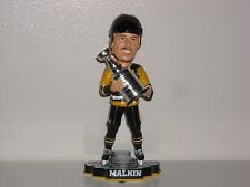 EVGENI MALKIN Pittsburgh Penguins Bobble Head 2016 Stanley Cup Trophy New*