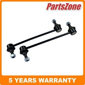 2x Front Stabilizer Links Fit for Hyundai Tucson 04-10 Carens III 06-12 Kia Rio