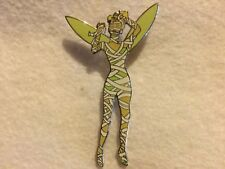 "Disney Fantasy TINKER BELL Halloween Mummy 2.5"" Tall LE100 Pin"