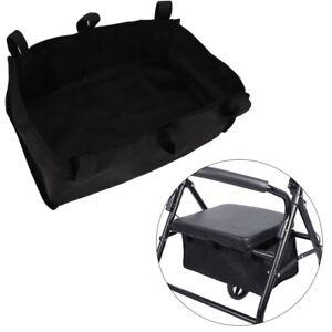 Under Seat Rollator Bag Tote Four Wheel Rollator Walker Medical Basket Organizer