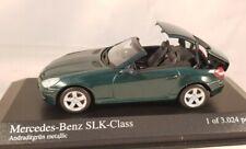 Minichamps 1:43 Mercedes Benz SLK-Klasse Cabrio andraditgrün - 400033130