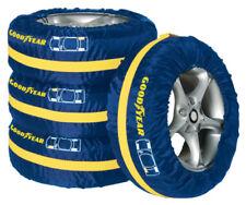 Goodyear Reifentaschen 4er-Set 13-19 Zoll 235mm Schutzhülle Reifen Tasche Räder