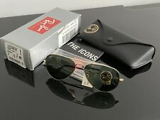 Ray ban Aviator Sunglasses RB3025 Green & Gold