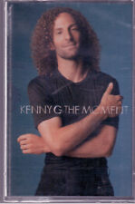 KENNY G THE MOMENT MC SIGILLATA SEALED NEW CASSETTE