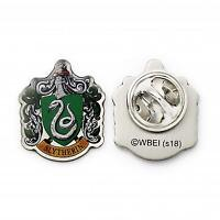 New Official Genuine Warner Brothers Harry Potter Slytherin Crest Pin Badge