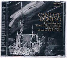 CANTATE DOMINO  - CD SIGILLATO!!!