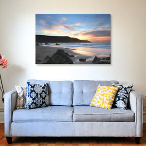 Putsborough - Various Sizes - North Devon Canvas - Ready to Hang