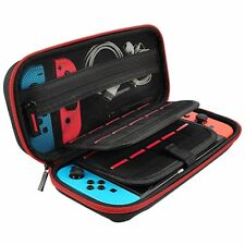 For Nintendo Switch Carry-All Protective Travel Carrying Bag Case Hard Shell New