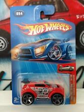 Hot Wheels 1:64 2004 First Editions Tooned Mitsubishi Pajero Evolution