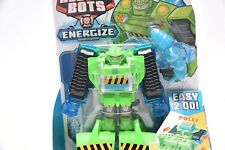 Transformers Playskool Heroes Rescue BOULDER THE CONSTRUCTION Action Figure Sale