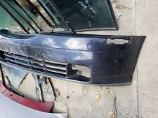 2000 2001 2002 LINCOLN LS SPORT  FRONT BUMPER COVER DARK BLUE