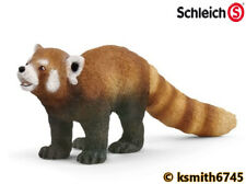 Schleich RED PANDA  solid plastic wild zoo jungle Asian ANIMAL  NEW 💥