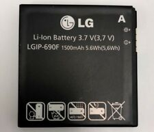 NEW LG BATTERY LGIP-690F FOR E900 OPTIMUS C900 QUANTUM
