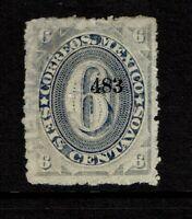 Mexico SC# 142 Mint No Gum - S7921