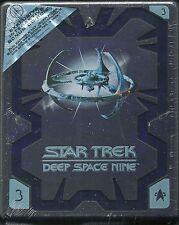Star Trek Deep Space Nine Season 3 Hartbox NEU OVP Sealed Deutsche Ausgabe