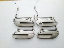 Holden Commodore Door Handles VT VX VY VZ. Colour Quick Silver - H154-470G All 4