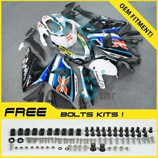 White GSXR1000 Fairing Kit Suzuki GSX-R1000 2010 2011 12 13 2009-2016 010 A7