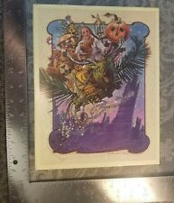 VINTAGE SEALED WIZARD OF OZ PUZZLE 1985 DISNEY PRODUCTIONS 85A