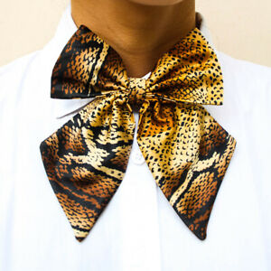 Women Bow Tie with Gift Box - Fashion Multi Color Pre-tied bow tie for Women